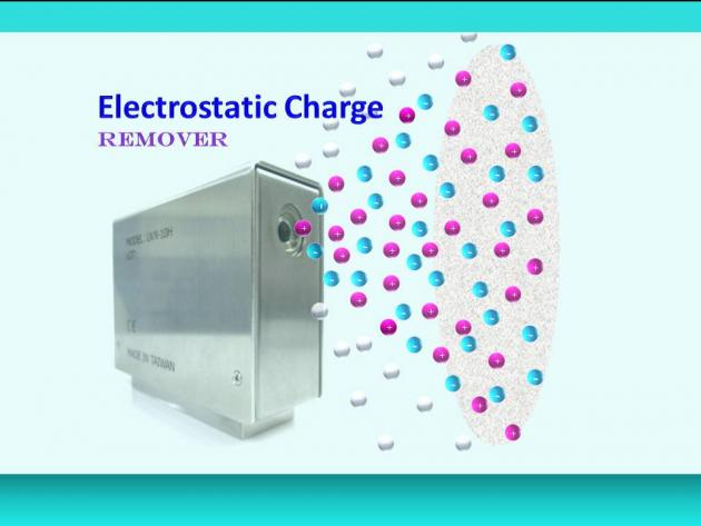 Soft X-ray Electrostatic Charge Remover 2